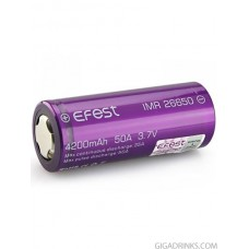 Battery 26650 Efest